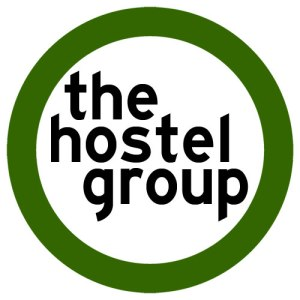 the hostel group logo